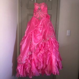 Mary's Bridal Dresses - Quinceañera/pageant dress